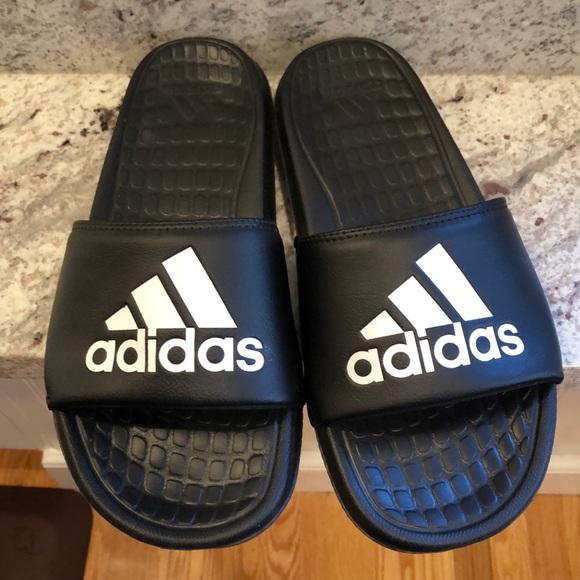 ShoesVoloomix Adidas Slide Adidas Sandals Poshmark dCxhrsQt